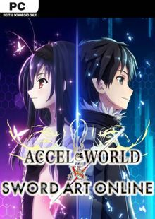 Accel World VS. Sword Art Online - Deluxe Edition PC clé pas cher à télécharger