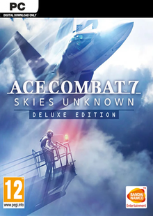 Ace Combat 7 Skies Unknown Deluxe Edition PC cheap key to download
