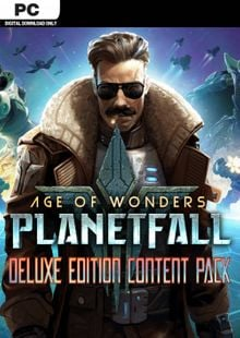Age of Wonders: Planetfall Deluxe Edition Content Pack PC billig Schlüssel zum Download