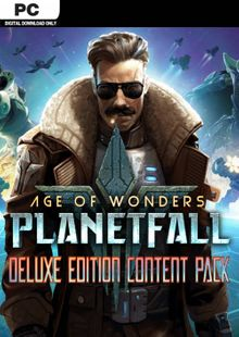 Age of Wonders: Planetfall Deluxe Edition Content Pack PC cheap key to download