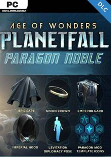 Age of Wonders: Planetfall DLC PC cheap key to download