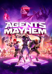 Agents of Mayhem PC billig Schlüssel zum Download
