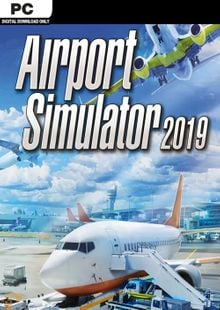 Airport Simulator 2019 PC cheap key to download