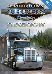 American Truck Simulator - Oregon DLC PC cheap key to download