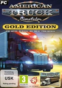 American Truck Simulator Gold Edition PC cheap key to download