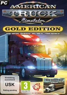 American Truck Simulator Gold Edition PC billig Schlüssel zum Download