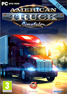American Truck Simulator PC - New Mexico DLC billig Schlüssel zum Download