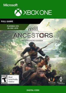 Ancestors: The Humankind Odyssey Xbox One (UK) billig Schlüssel zum Download
