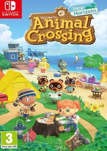 Animal Crossing: New Horizons Switch (EU) clé pas cher à télécharger