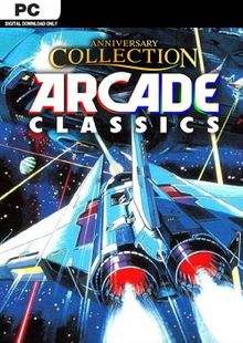 Anniversary Collection Arcade Classics PC cheap key to download