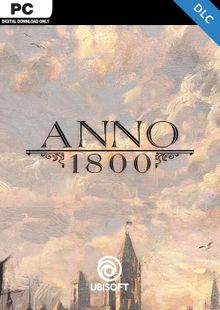 Anno 1800 DLC PC cheap key to download