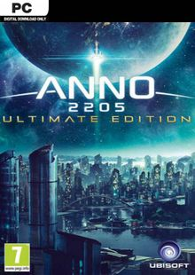 Anno 2205 Ultimate Edition PC cheap key to download