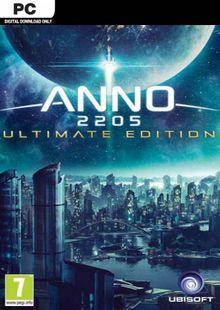 Anno 2205 Ultimate Edition PC billig Schlüssel zum Download