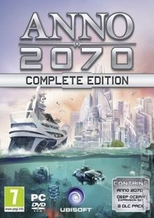 Anno 2070 Complete Edition PC cheap key to download