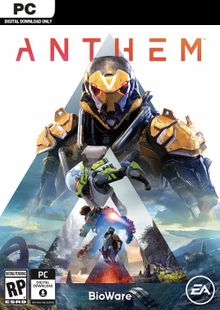 Anthem PC + DLC billig Schlüssel zum Download