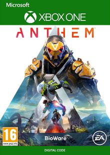 Anthem Xbox One billig Schlüssel zum Download