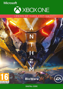 Anthem Legion of Dawn Xbox One clé pas cher à télécharger