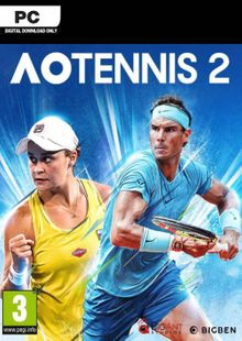 AO Tennis 2 PC cheap key to download