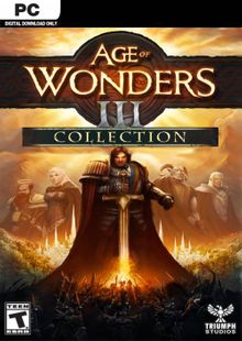 Age of Wonders III 3: Collection PC cheap key to download
