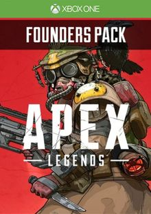 Apex Legends Founder's Pack Xbox One cheap key to download