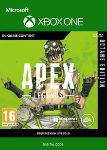 Apex Legends: Octane Edition Xbox One billig Schlüssel zum Download