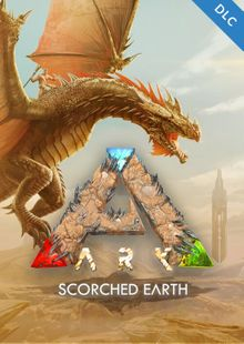 ARK Survival Evolved PC - Scorched Earth DLC cheap key to download