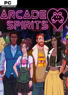 Arcade Spirits PC cheap key to download