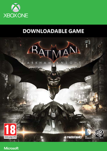 Batman: Arkham Knight Xbox One - Digital Code cheap key to download