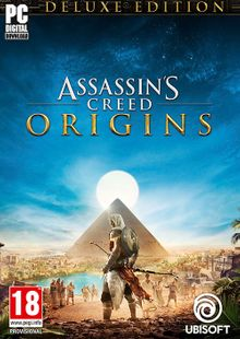 Assassins Creed Origins Deluxe Edition PC cheap key to download