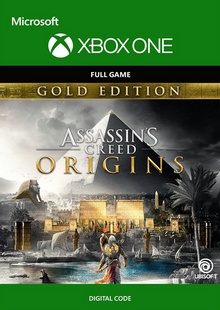 Assassins Creed Origins Gold Edition Xbox One billig Schlüssel zum Download