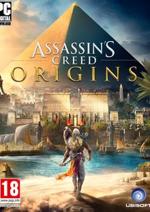 Assassin's Creed: Origins PC billig Schlüssel zum Download