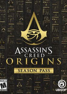 Assassins Creed Origins Season Pass PC billig Schlüssel zum Download