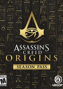 Assassins Creed Origins Season Pass PC clé pas cher à télécharger