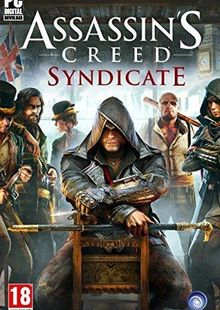 Assassin's Creed Syndicate PC clé pas cher à télécharger
