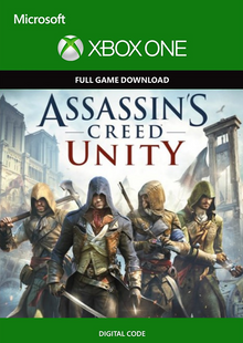 Assassin's Creed Unity Xbox One - Digital Code cheap key to download