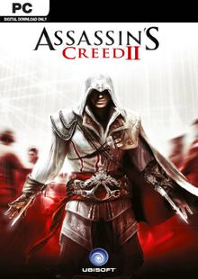 Assassin's Creed 2 - Deluxe Edition PC cheap key to download
