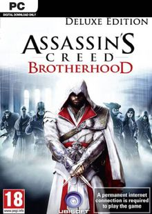 Assassin's Creed: Brotherhood - Deluxe Edition PC cheap key to download
