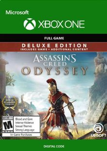 Assassin's Creed Odyssey - Deluxe Edition Xbox One cheap key to download