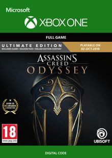 Assassin's Creed Odyssey : Ultimate Edition Xbox One (UK) cheap key to download
