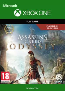 Assassin's Creed Odyssey Xbox One (UK) cheap key to download