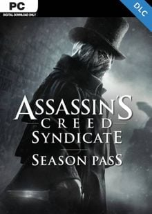 Assassin's Creed Syndicate - Season Pass PC clé pas cher à télécharger