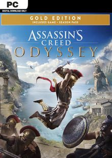 Assassins Creed Odyssey Gold PC billig Schlüssel zum Download