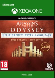 Assassins Creed Odyssey Helix Credits XL Pack Xbox One billig Schlüssel zum Download