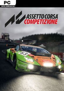 Assetto Corsa Competizione PC cheap key to download