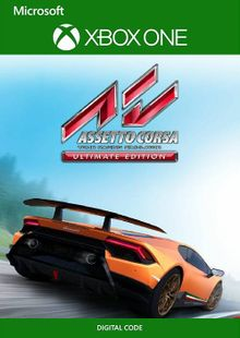 Assetto Corsa Ultimate Edition Xbox One (UK) cheap key to download