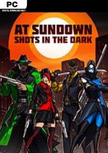 At Sundown: Shots in the Dark PC billig Schlüssel zum Download
