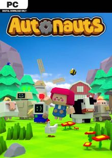 Autonauts PC cheap key to download