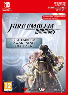 Fire Emblem: Awakening DLC Pack Switch (EU) cheap key to download