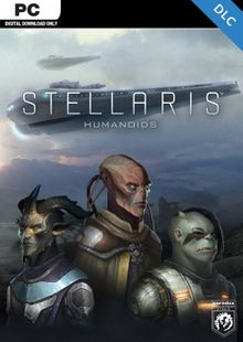 Stellaris PC - Humanoids Species Pack DLC cheap key to download