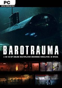 Barotrauma PC cheap key to download
